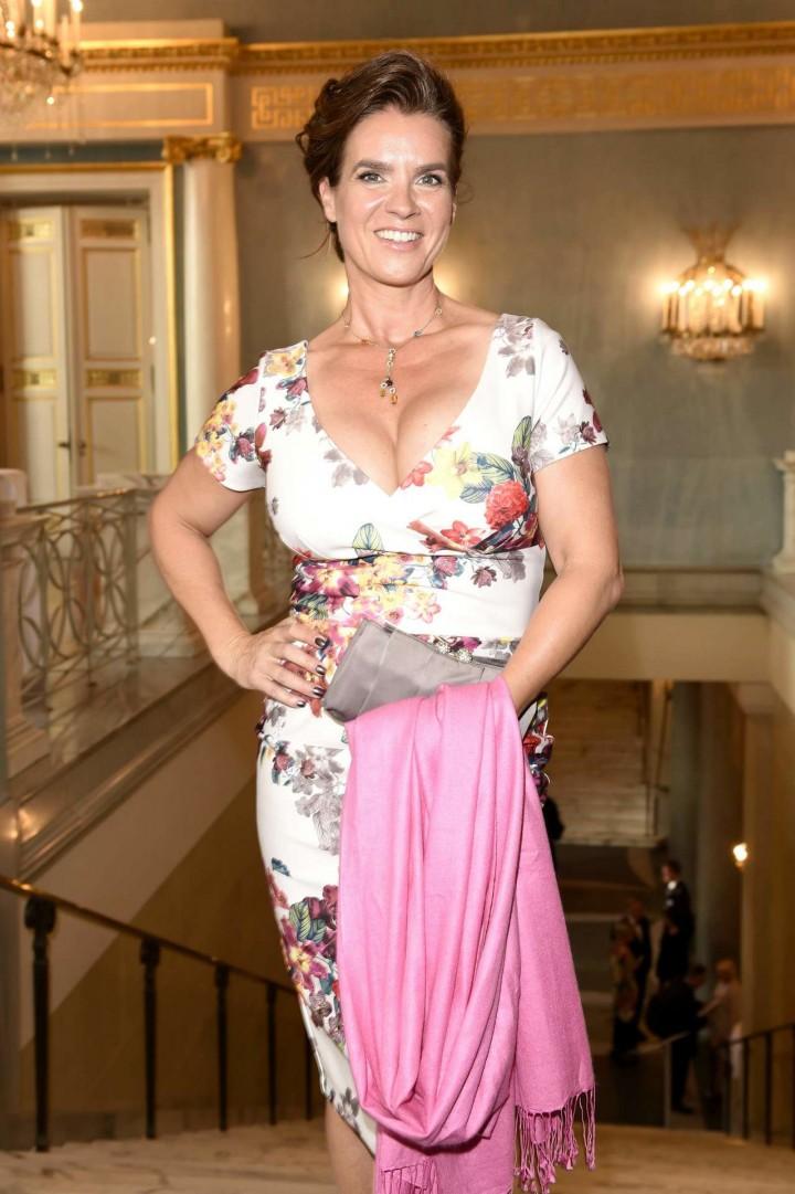 Katarina Witt opening of the Munich Opera Festival in Munich -03