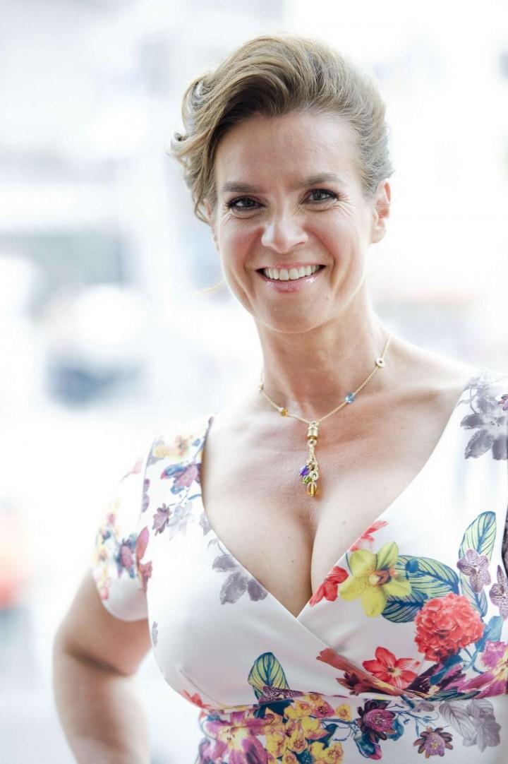 Katarina Witt opening of the Munich Opera Festival in Munich -17