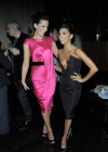 Kate Beckinsale wear hot pink dress at VF Chrysler Celebration Of The Eva Longoria Foundation-03