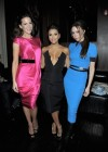 Kate Beckinsale wear hot pink dress at VF Chrysler Celebration Of The Eva Longoria Foundation-04