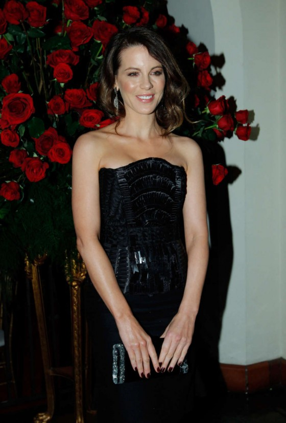 Kate Beckinsale - 2013 Alberta Ferretti & Vogue Fashion Dinner