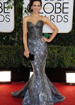 Kate Beckinsale: Golden Globe 2014 Awards -02