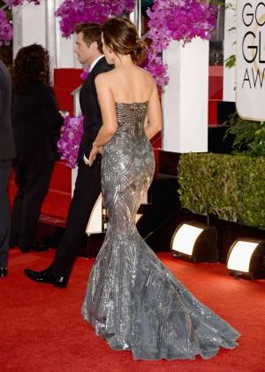 Kate Beckinsale: Golden Globe 2014 Awards -03