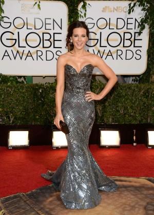 Kate Beckinsale: Golden Globe 2014 Awards -05