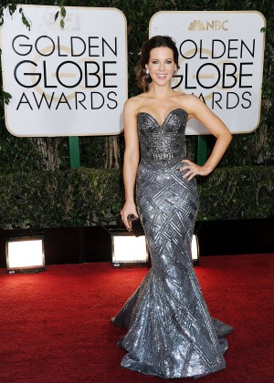 Kate Beckinsale: Golden Globe 2014 Awards -07