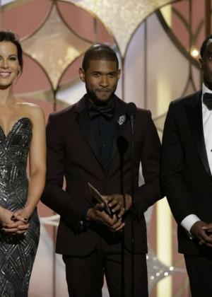 Kate Beckinsale: Golden Globe 2014 Awards -11