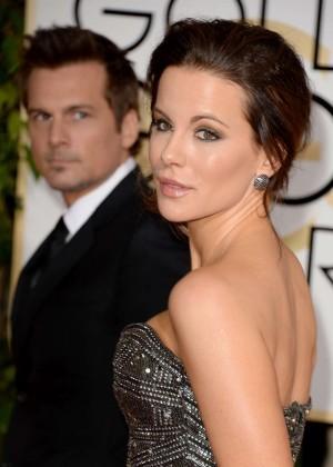 Kate Beckinsale: Golden Globe 2014 Awards -13