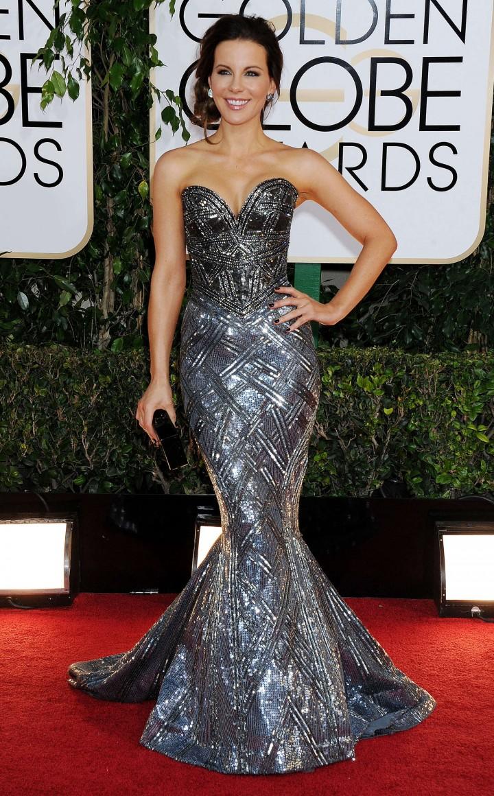 Kate Beckinsale: Golden Globe 2014 Awards -14