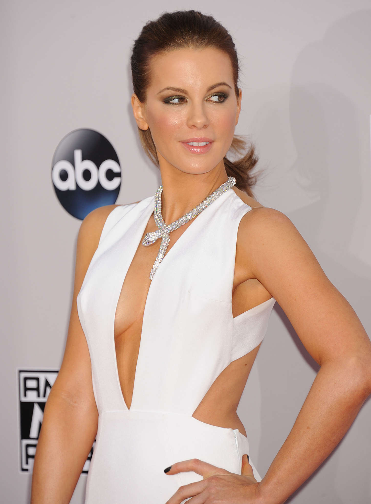 Kate Beckinsale 2014 American Music Awards In La