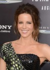Kate Beckinsale in tight dress at Total Recall Premiere