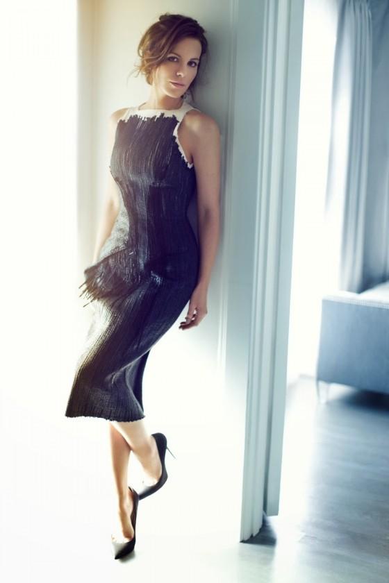 Kate Beckinsale: C Magazine 2013 -05
