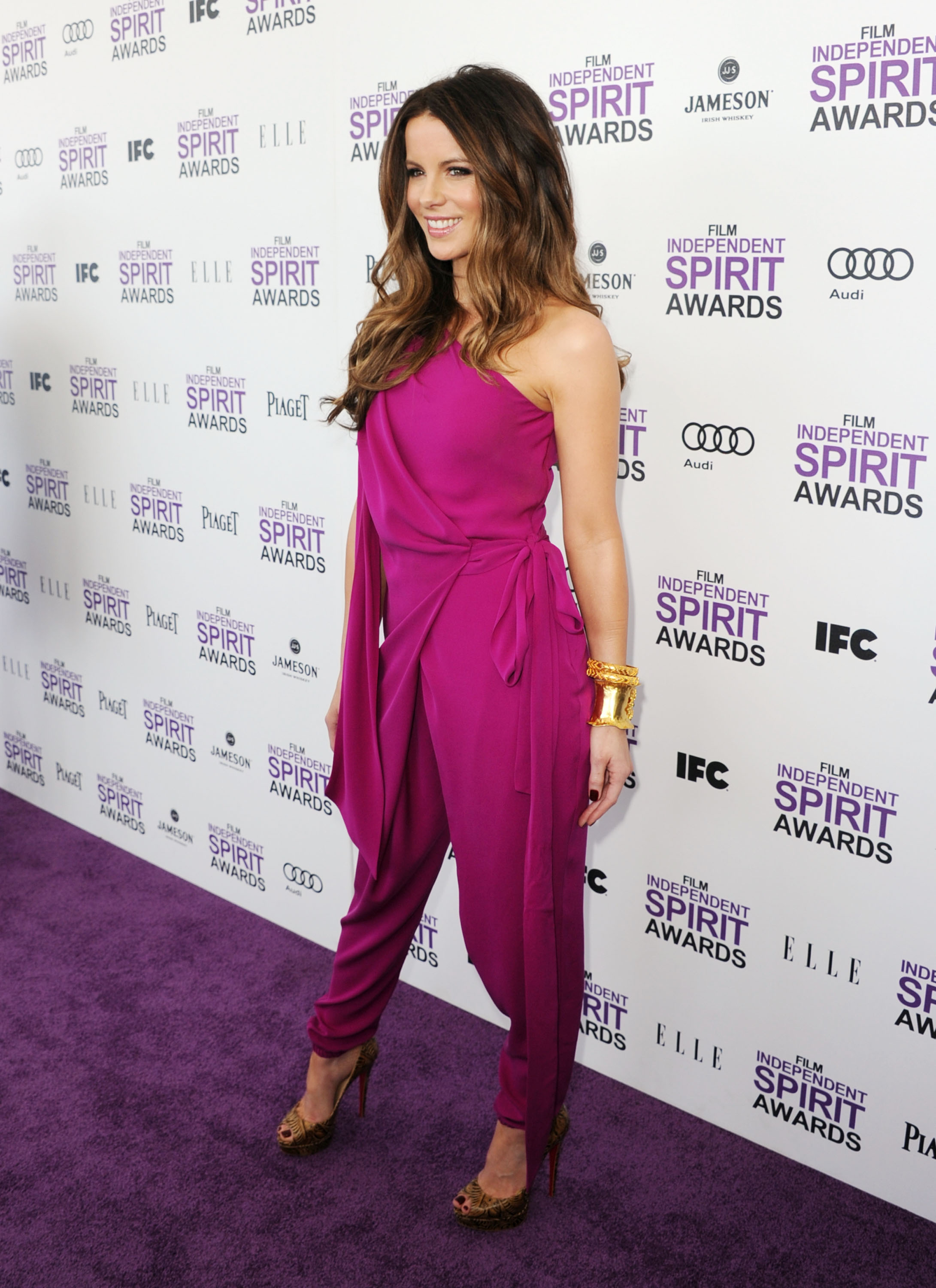 Lakers Vs Cavaliers 2019 >> Kate Beckinsale – Film Independent Spirit Awards 2012
