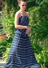 Kate Beckinsale - In Long Dress in Santa Monica-02