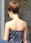 Kate Beckinsale - In Long Dress in Santa Monica-04