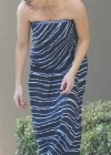 Kate Beckinsale - In Long Dress in Santa Monica-08