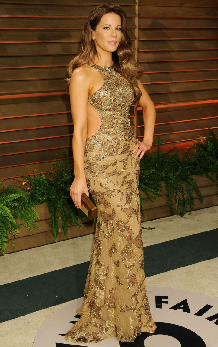 Kate Beckinsale: Oscars 2014 - Vanity Fair Party -05