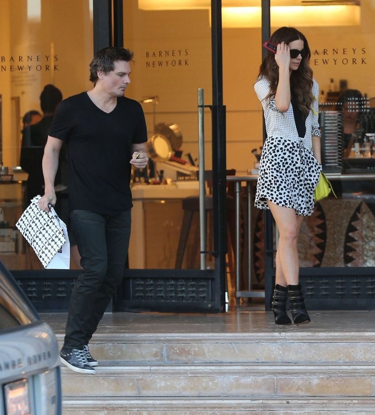 Seen Out In Beverly Hills -21