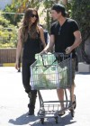 Kate Beckinsale - shopping candids -08