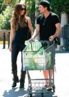 Kate Beckinsale - shopping candids -09