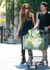 Kate Beckinsale - shopping candids -16