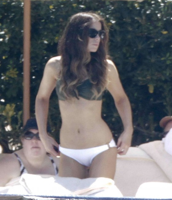 Kate Beckinsale bikini in Cabo San Lucas -12