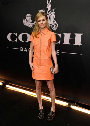 Kate Bosworth - Coach Rodeo Drive Store Cocktail in Beverly Hills