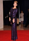 Kate Hudson In a long dress at 2012 White House Correspondents' Association Dinner