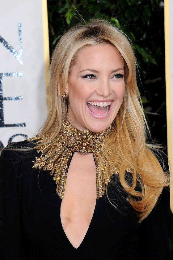 Kate Hudson - 70th Annual Golden Globe Awards at The Beverly Hilton Hotel in Beverly Hills