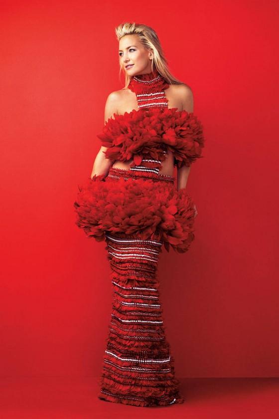 Kate Hudson: Harpers Bazaar Magazine -03