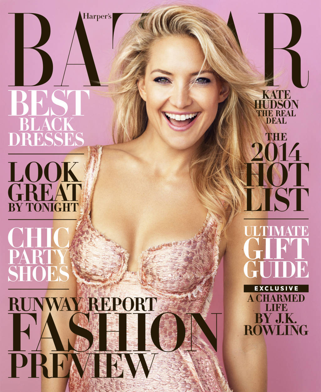 Kate Hudson: Harpers Bazaar Magazine -06 - GotCeleb