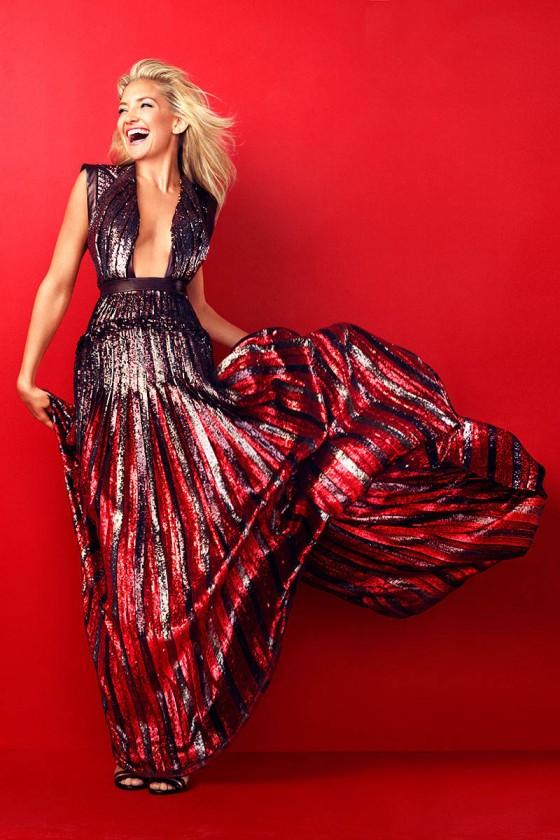 Kate Hudson: Harpers Bazaar Magazine -07