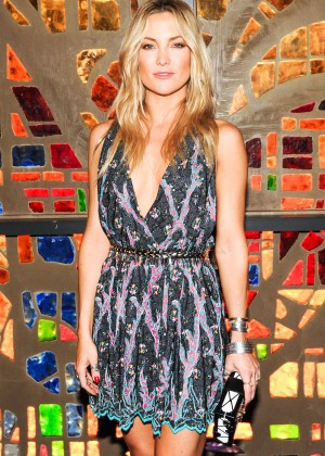 Kate Hudson - Louis Vuitton Dinner 'Playing With Shapes' in Miami