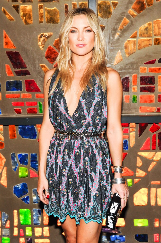 Kate Hudson – Louis Vuitton Dinner 'Playing With Shapes' at The Jewel Box in Miami