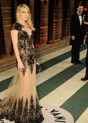 Kate Hudson: Oscar 2014 - Vanity Fair Party -01