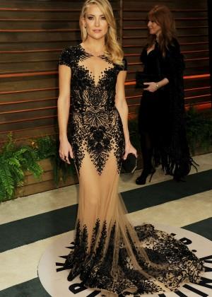 Kate Hudson: Oscar 2014 - Vanity Fair Party -08