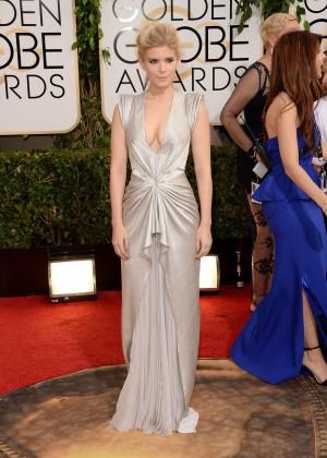 Kate Mara: Golden Globe 2014 Awards -01