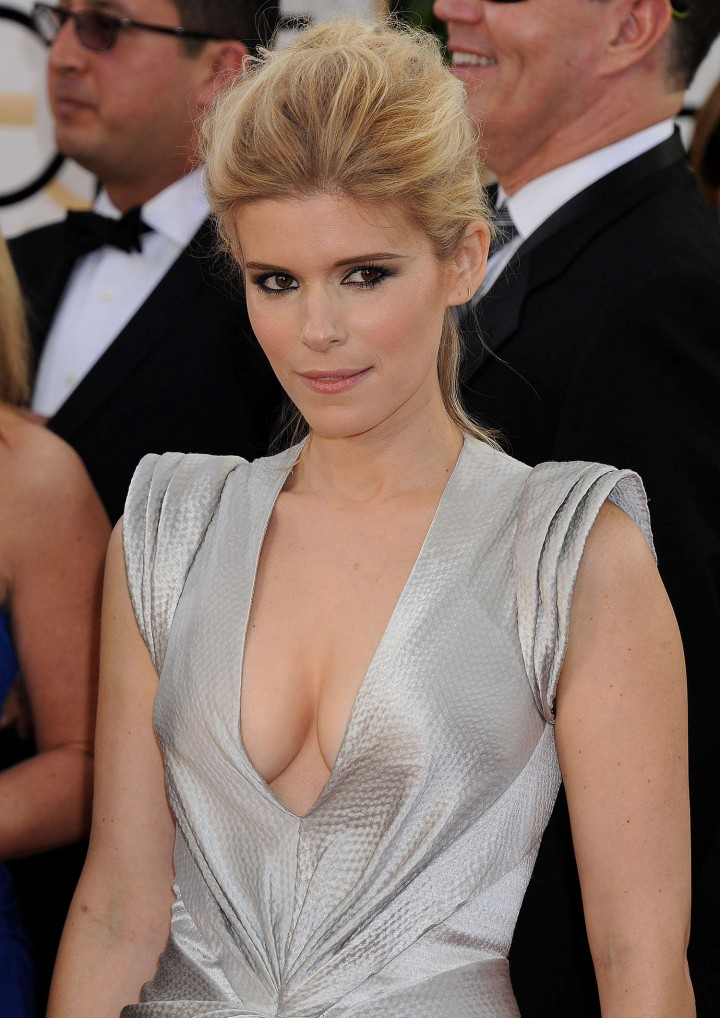 Kate Mara: Golden Globe 2014 Awards -02