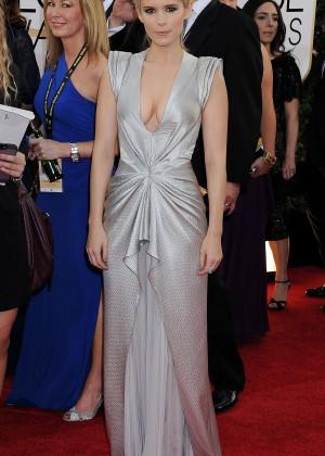 Kate Mara: Golden Globe 2014 Awards -03