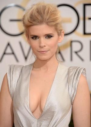 Kate Mara: Golden Globe 2014 Awards -06