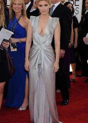 Kate Mara: Golden Globe 2014 Awards -09