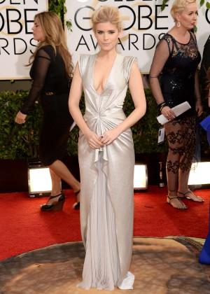 Kate Mara: Golden Globe 2014 Awards -11
