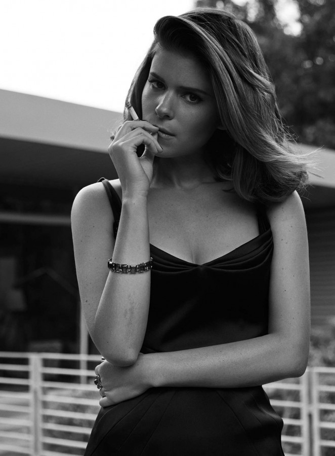 Kate Mara - Alisha Goldestein Photoshoot for Yahoo Style (November 2014)