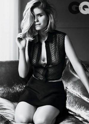 Kate Mara: GQ Magazine -01