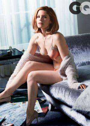 Kate Mara: GQ Magazine -04