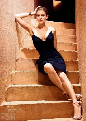 Kate Mara: InStyle Magazine -01