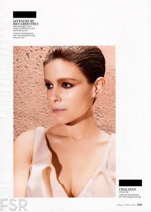 Kate Mara: InStyle Magazine -02