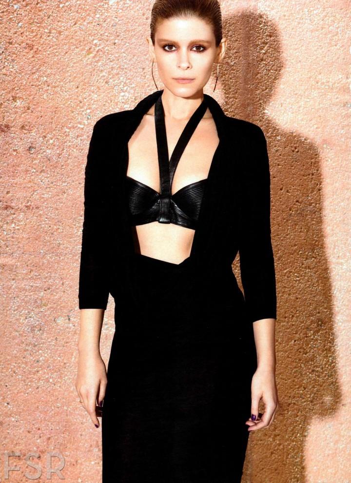 Kate Mara: InStyle Magazine -03