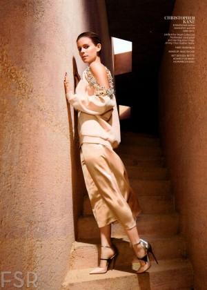 Kate Mara: InStyle Magazine -04