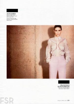 Kate Mara: InStyle Magazine -06