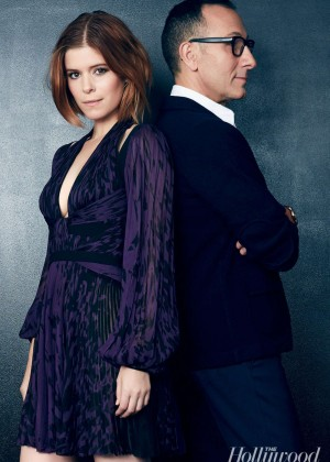 "Kate Mara - ""The Hollywood Reporter"" Magazine (September 2104)"